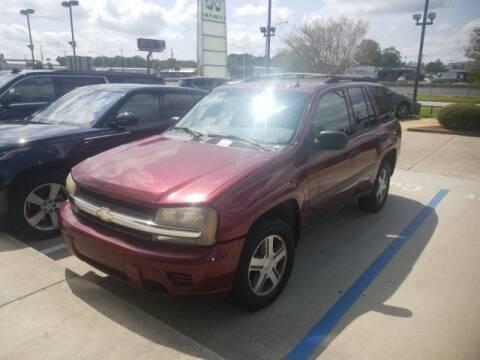 2005 Chevrolet TrailBlazer for sale at JOE BULLARD USED CARS in Mobile AL