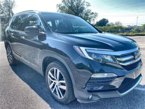 2017 Honda Pilot for sale at JOE BULLARD USED CARS in Mobile AL