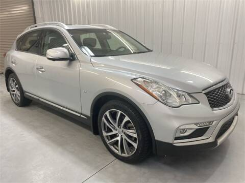 2017 Infiniti QX50 for sale at JOE BULLARD USED CARS in Mobile AL
