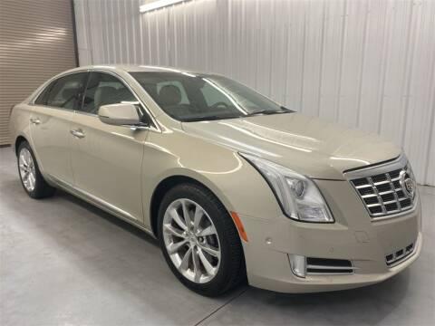 2014 Cadillac XTS for sale at JOE BULLARD USED CARS in Mobile AL