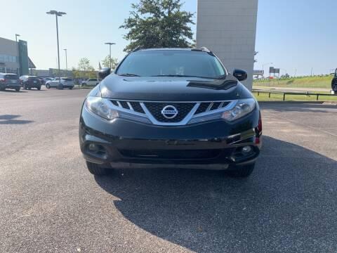 2013 Nissan Murano for sale at JOE BULLARD USED CARS in Mobile AL