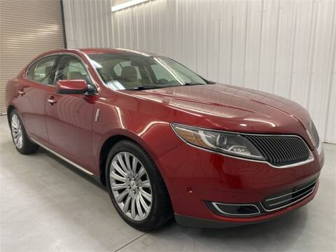 2015 Lincoln MKS for sale at JOE BULLARD USED CARS in Mobile AL