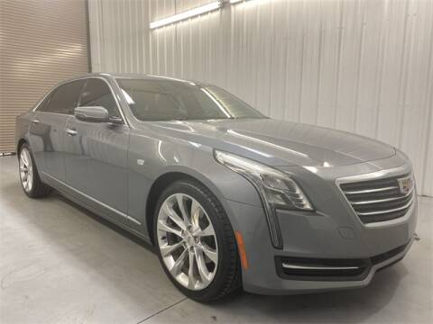 2018 Cadillac CT6 for sale at JOE BULLARD USED CARS in Mobile AL