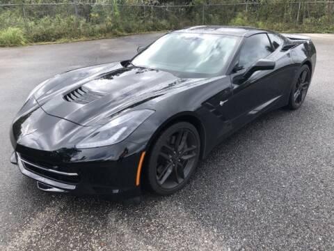 2016 Chevrolet Corvette for sale at JOE BULLARD USED CARS in Mobile AL