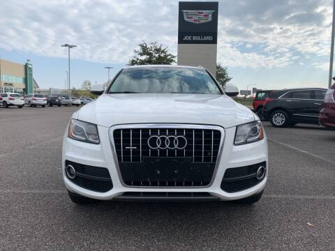 2011 Audi Q5 for sale at JOE BULLARD USED CARS in Mobile AL