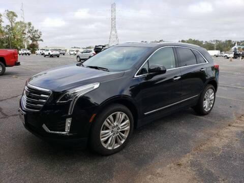 2019 Cadillac XT5 for sale at JOE BULLARD USED CARS in Mobile AL