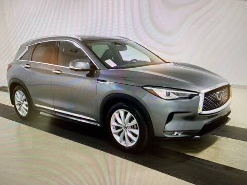 2019 Infiniti QX50 for sale at JOE BULLARD USED CARS in Mobile AL
