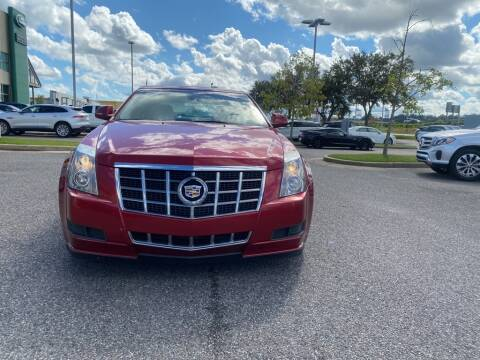 2012 Cadillac CTS for sale at JOE BULLARD USED CARS in Mobile AL