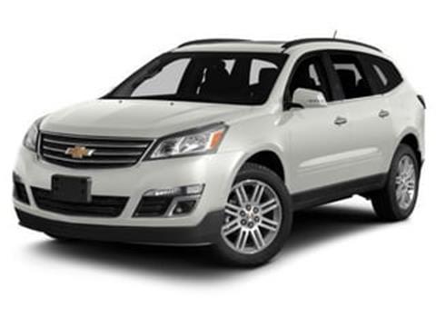 2014 Chevrolet Traverse for sale in Greencastle, IN
