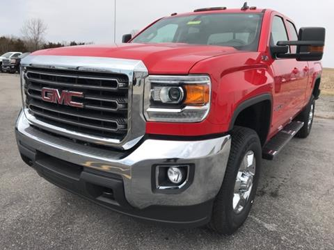 2018 GMC Sierra 2500HD for sale in Greencastle, IN