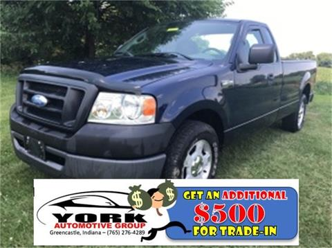 2008 Ford F-150 for sale in Greencastle, IN