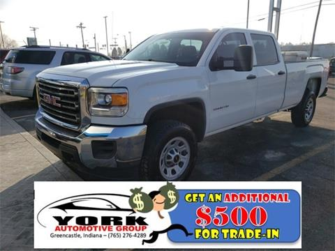 2015 GMC Sierra 2500HD for sale in Greencastle, IN
