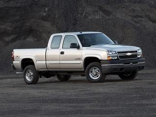 2005 Chevrolet Silverado 2500HD for sale in Greencastle, IN