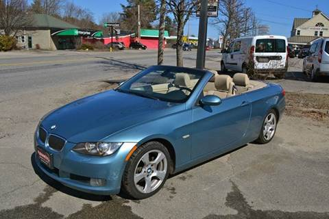2008 BMW 3 Series for sale at AUTOMETRICS in Brunswick ME