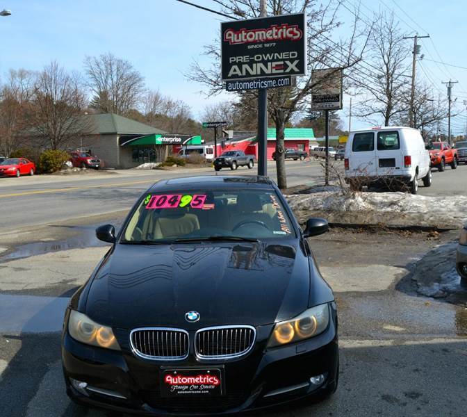 2011 BMW 3 Series for sale at AUTOMETRICS in Brunswick ME