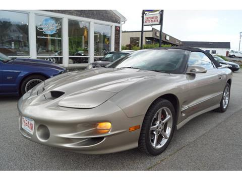 Pontiac Firebird For Sale in New York  Carsforsalecom