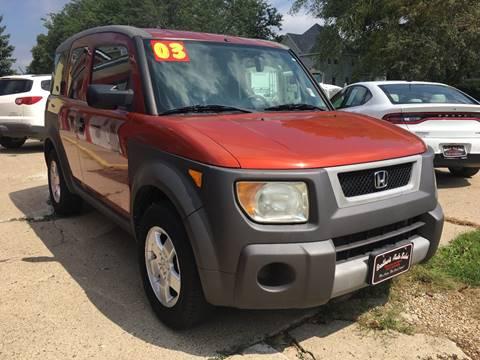 2003 Honda Element For Sale In Hampton, IA