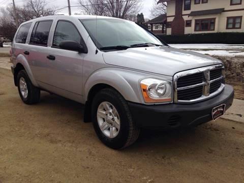 2005 Dodge Durango for sale in Hampton, IA
