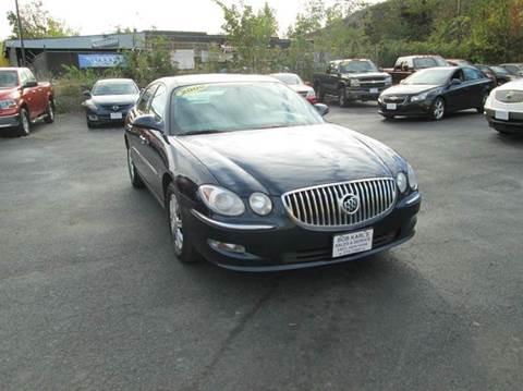 2008 Buick LaCrosse for sale at Bob Karl's Sales & Service in Troy NY