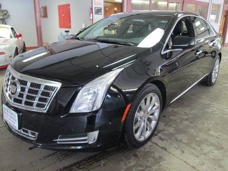 2014 Cadillac Xts Luxury Collection In Troy Ny Bob Karl S Sales