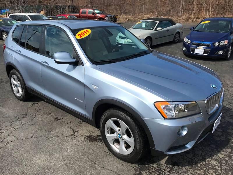 2011 BMW X3 xDrive28i In Troy NY - Bob Karl\'s Sales & Service