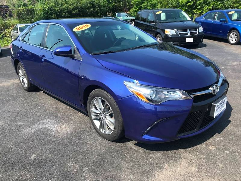 2015 Toyota Camry For Sale >> 2015 Toyota Camry Se Bob Karl S Sales Service