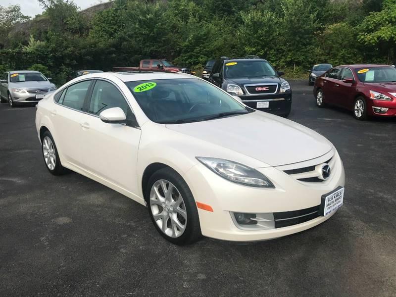 2013 Mazda MAZDA6 s Grand Touring In Troy NY - Bob Karl\'s Sales ...