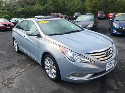 2012 Hyundai Sonata for sale in Troy, NY