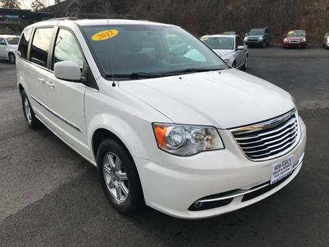 2012 Chrysler Town and Country for sale in Troy, NY