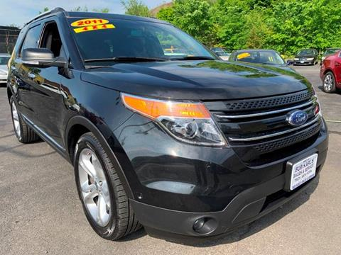 2011 Ford Explorer for sale in Troy, NY