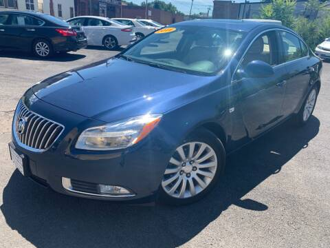 2011 Buick Regal for sale at Bob Karl's Sales & Service in Troy NY
