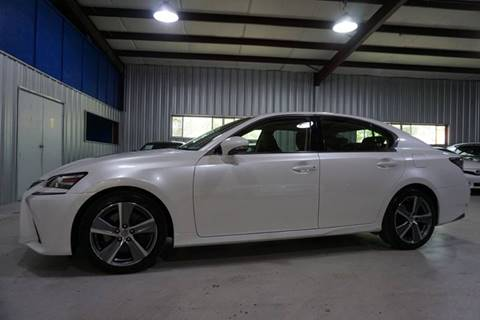 2016 Lexus GS 200t for sale in Houston, TX