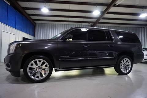 2015 GMC Yukon XL for sale in Houston, TX