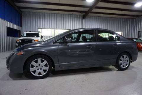 2010 Honda Civic for sale in Houston, TX