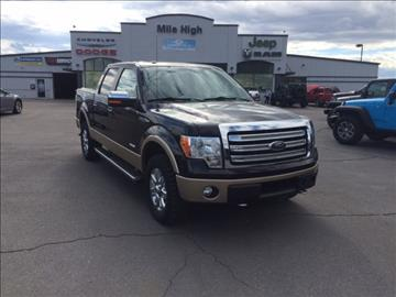 Ford for sale butte mt for Mile high motors butte