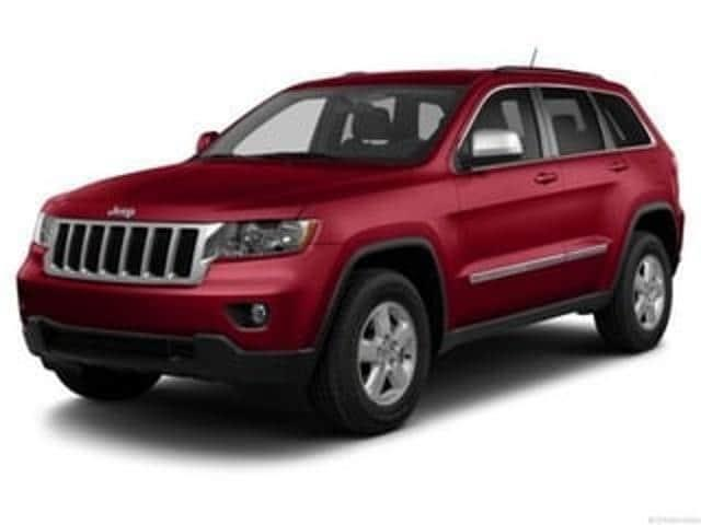 2013 Jeep Grand Cherokee 4x4 Overland 4dr SUV - Butte MT