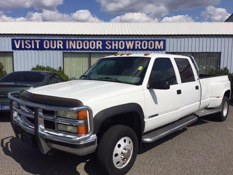 2000 Chevrolet C/K 3500 Series for sale in Butte, MT