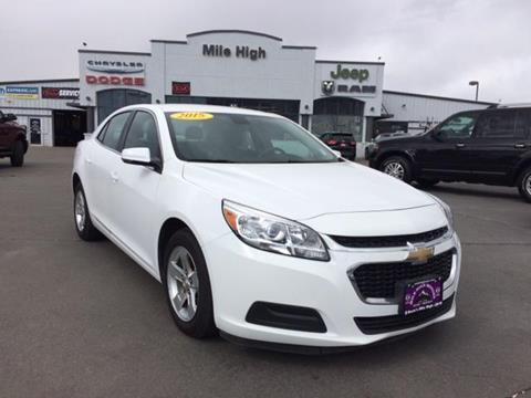 2015 Chevrolet Malibu for sale in Butte, MT
