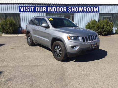 2015 Jeep Grand Cherokee for sale in Butte, MT