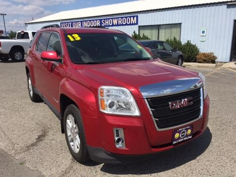 2013 GMC Terrain for sale in Butte MT
