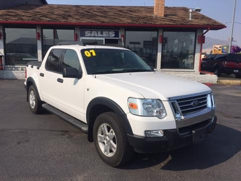 2007 Ford Explorer Sport Trac for sale in Butte, MT