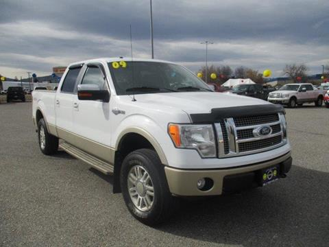 2009 Ford F-150 for sale in Butte, MT