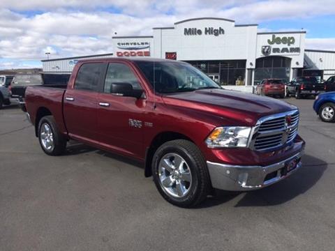 2017 RAM Ram Pickup 1500 for sale in Butte, MT