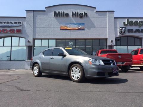 2012 Dodge Avenger for sale in Butte, MT