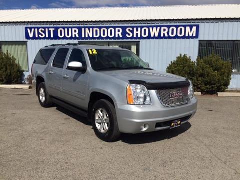2012 GMC Yukon XL for sale in Butte, MT
