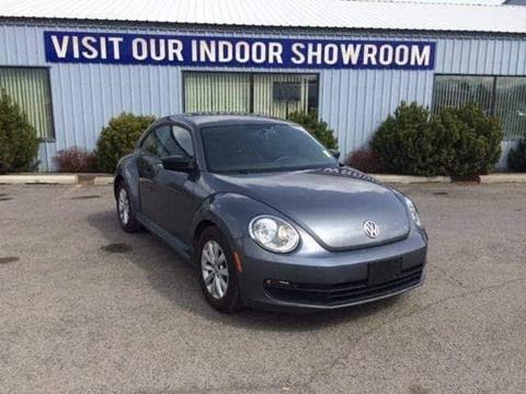 2013 Volkswagen Beetle for sale in Butte, MT
