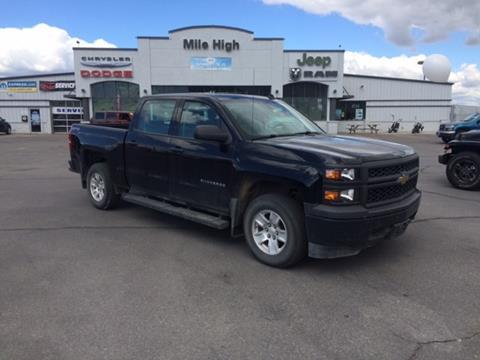 2014 Chevrolet Silverado 1500 for sale in Butte MT