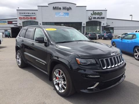 2014 Jeep Grand Cherokee for sale in Butte, MT