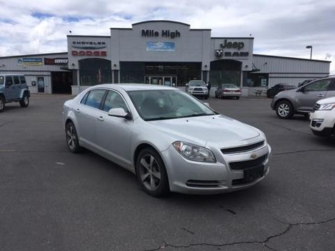 2011 Chevrolet Malibu for sale in Butte MT