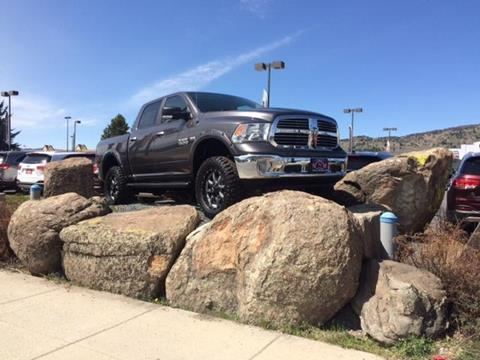 2017 RAM Ram Pickup 1500 for sale in Butte MT